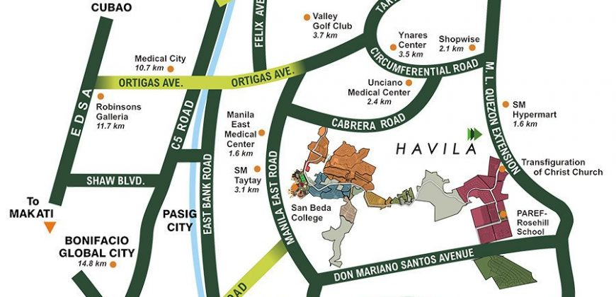 Amarilyo Crest at Havila