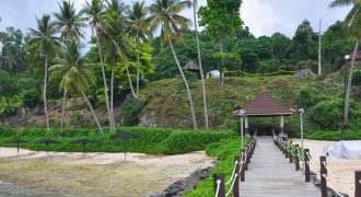 Kembali Samal Island